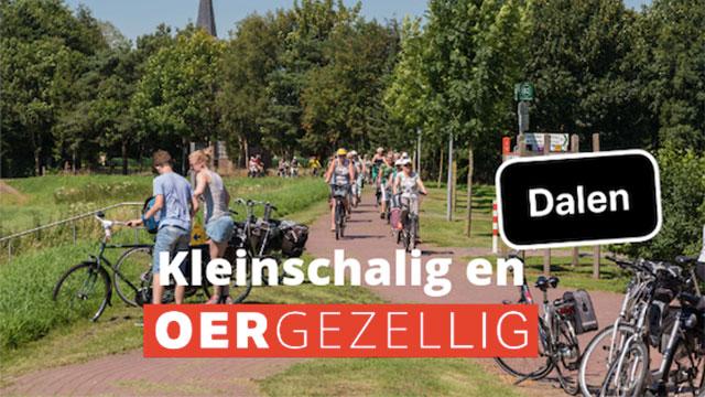 Drentse fiets-4daagse Dalen