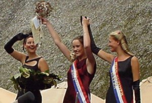 Miss Summer Verkiezing Dalen 2001
