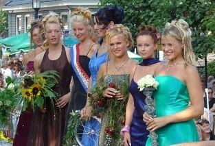 Miss Summer Verkiezing Dalen 2003