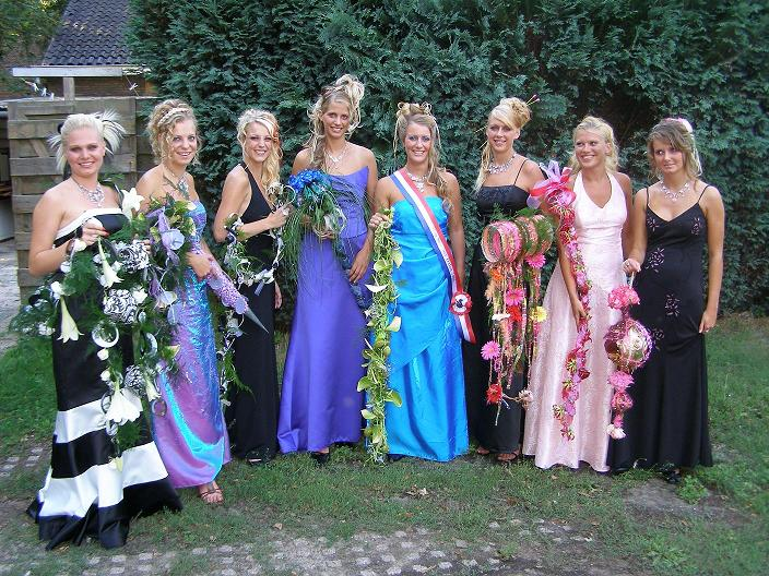 Miss Summer Verkiezing Dalen 2006