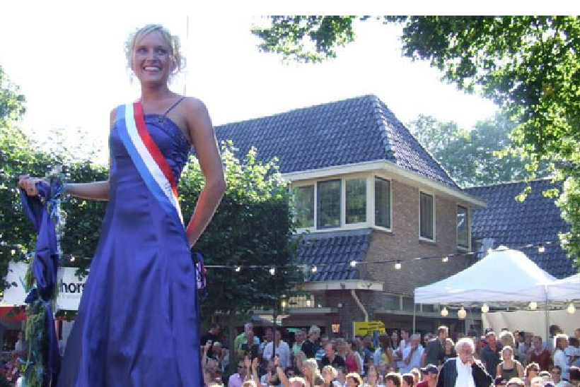 Miss Summer Verkiezing Dalen 2007