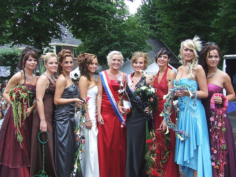 Miss Summer Verkiezing Dalen 2008