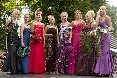 Miss Summer Verkiezing Dalen 2010