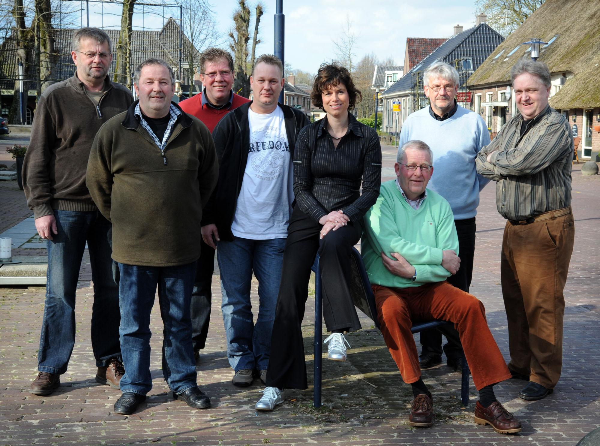 Stichting Dalen Promotie Bestuur - Foto: Henk Benting