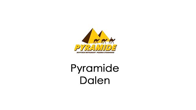 Pyramide Dalen - Restaurant, afhalen en bestellen